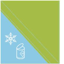 Produkt-Icon IQF und Konserve